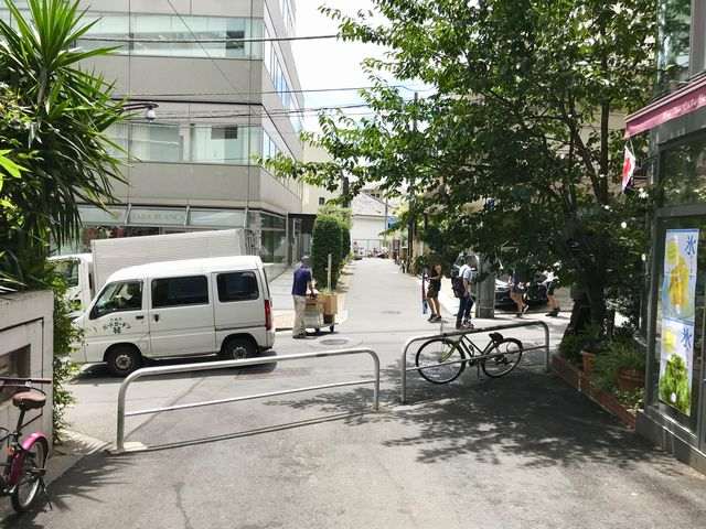 FiNCFit六本木店道順5