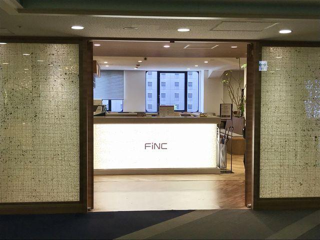 FiNCFit有楽町店前到着