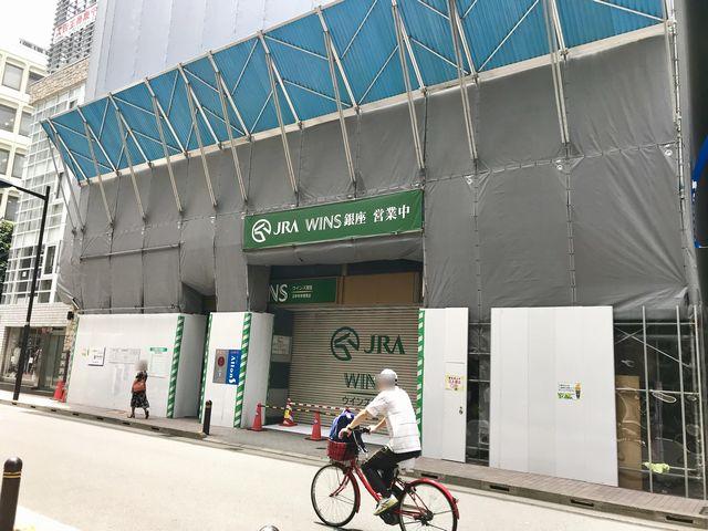 FiNCFit銀座店道順8